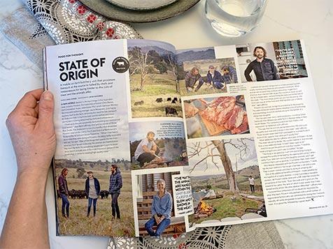 Delicious Magazine - Bibbaringa - Provenir - MarkLabrooy