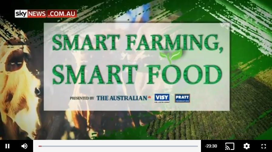Smart Food Smart Farming